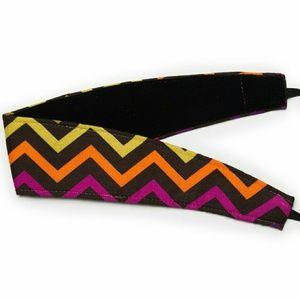 • {Banded} Color Chevron Headband